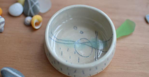 dip bowl - Lorna Gilbert Ceramics