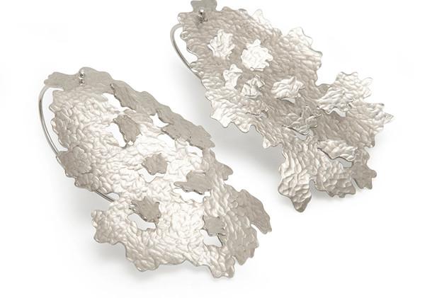 Kate Bajic Parmelia drop earrings