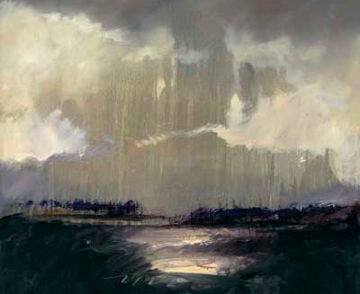 Trevor Craggs - 'Autumn Rain' Limited edition print, numbered and signed by the artist