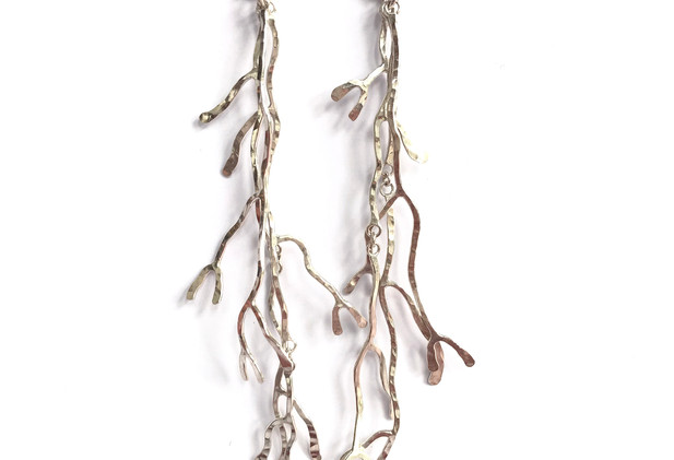Kate Bajic Longissima earrings