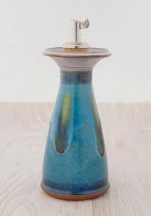Rupert Blamire - Olive oil decanter medium