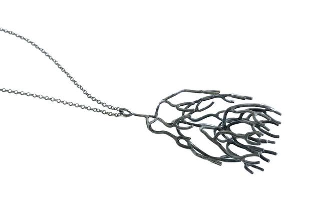 Kate Bajic Frond pendant