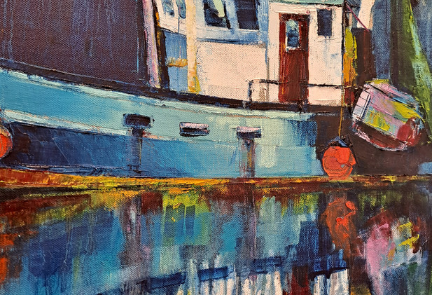Kate Smith - 'Blue Boat'