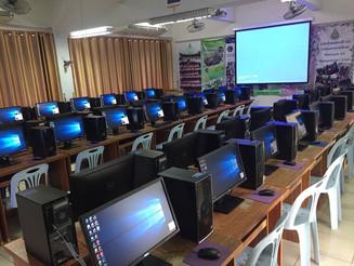 ขอขอบคุณ โรงเรียนแม่สายประสิทธิ์ศาสตร์ ที่ใว้วางใจ เชียงรายเทคโนคอม ได้เป็นส่วนหนึ่งของการพัฒนาการศึ