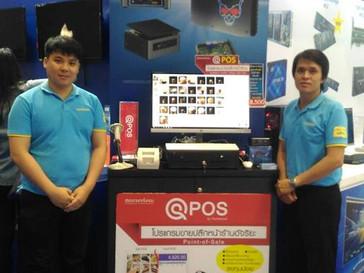 เชียงรายเทคโนคอม ร่วมออกบูทในงาน Commart Thailand