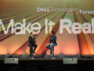 เชียงรายเทคโนคอม ได้มีโอกาสไปร่วมงาน Dell Technologies Forum 2018
