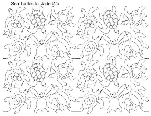 Sea Turtles for Jade