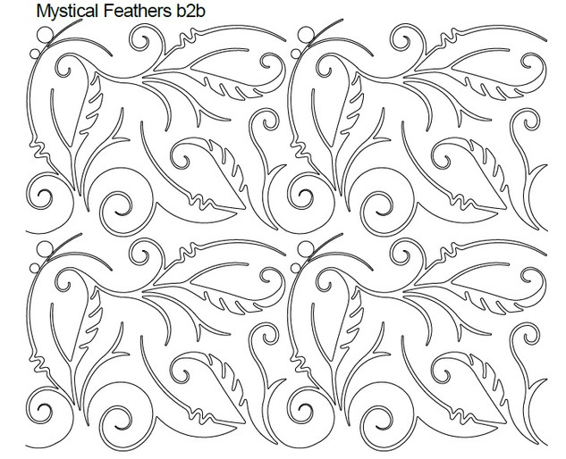 Mystical Feathers