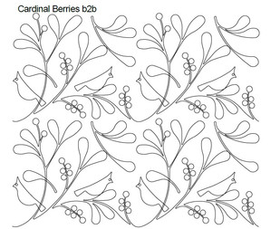 Cardinal Berries