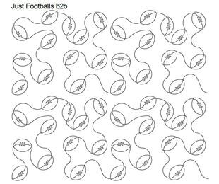 Just Footballs