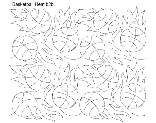 Basketball Heat