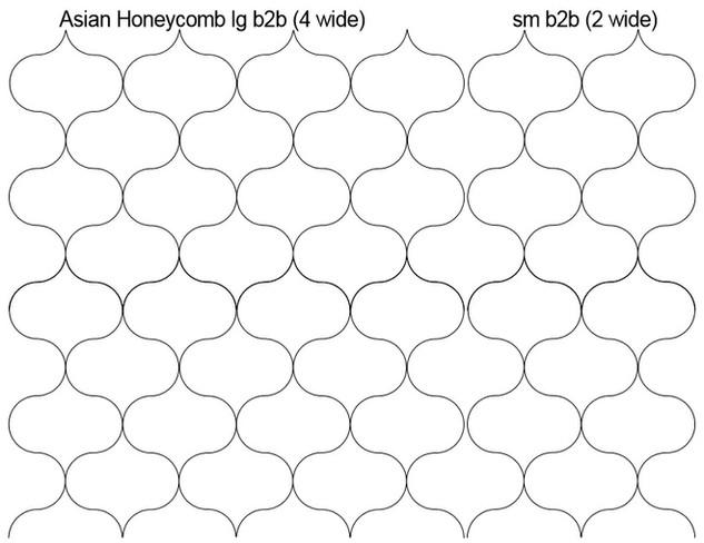 Asian Honeycomb