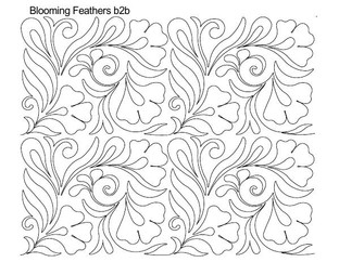 Blooming Feathers