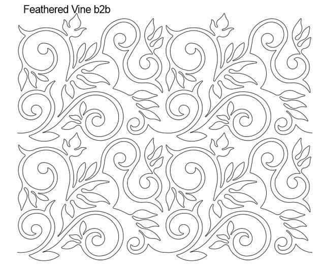 Feathered Vine