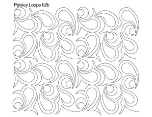 Paisley Loops