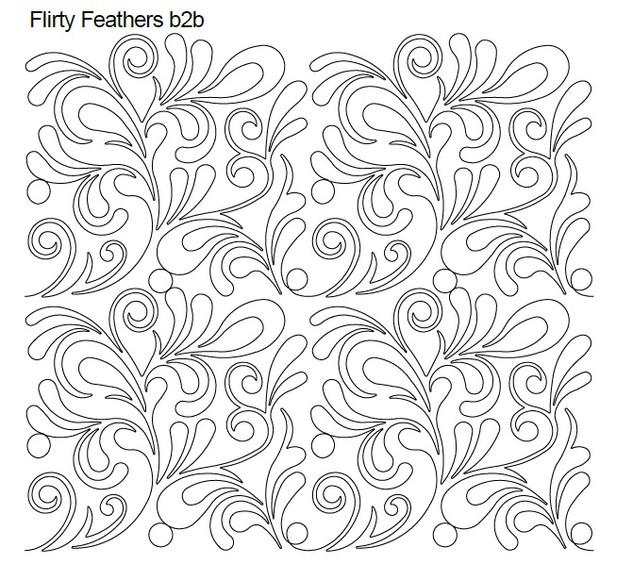 Flirty Feathers
