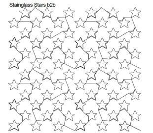 Stainglass Stars