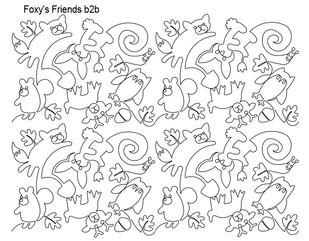 Foxy's Friends