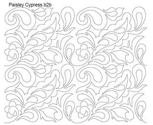 Paisley Cypress