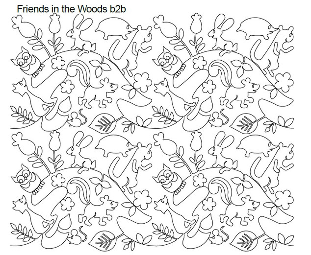 Friends in the Woods