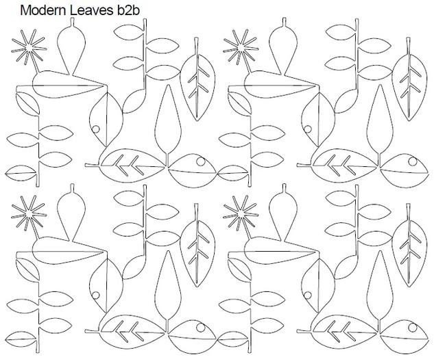Modern Leaves