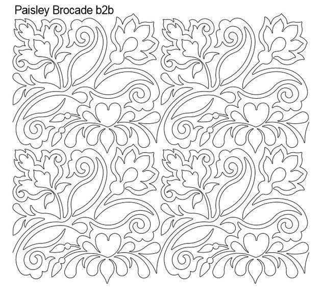 Paisley Brocade