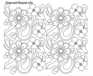 Dogwood Boquet