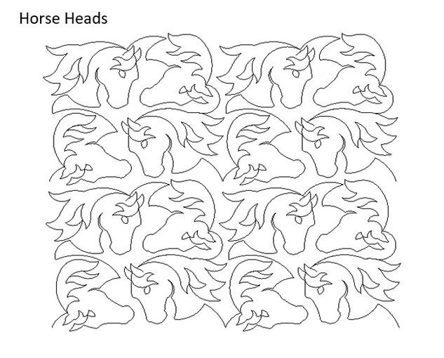 Horse Heads