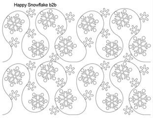 Happy Snowflake