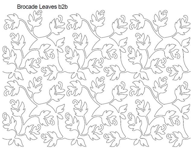 Brocade Leaves