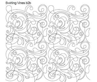 Swirling Vines