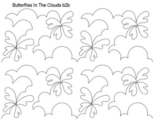 Butterflies in the Clouds