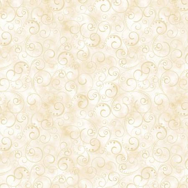 Cream Swirling Splendor