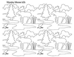 Woodsy  Moose