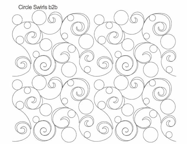 Circle Swirls