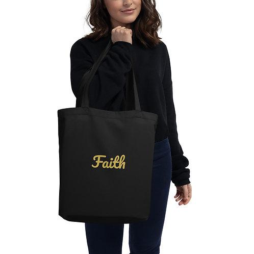 Faithful Eco Tote Bag