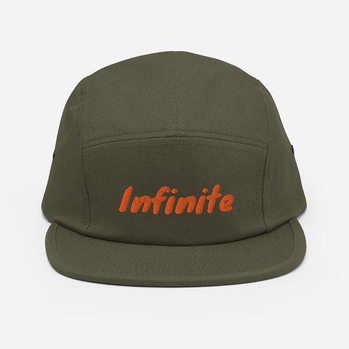 Infinite Five Panel Cap