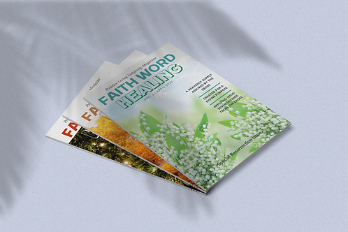 Volume 1 Positive Living Longevity Magazine
