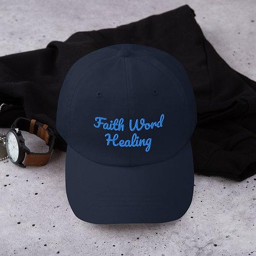 Faith Word Healing Cap