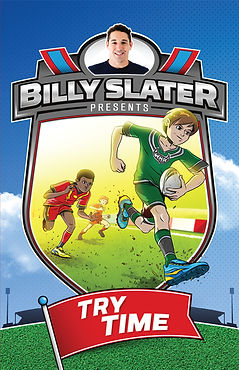 Billy Slater - Try Time