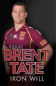 Brent Tate - Iron Will