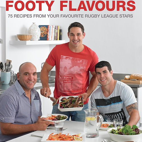 Footy Flavours