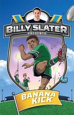 Billy Slater - Banana Kick