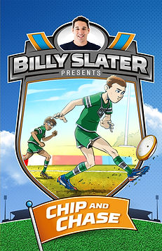 Billy Slater - Chip and Chase