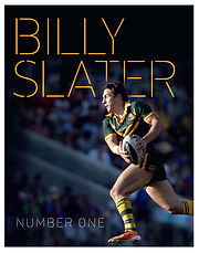 Billy Slater Number One