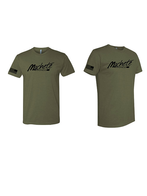 MM Military Green T-Shirt