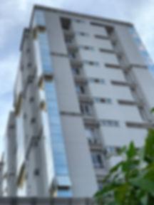 Residencial Eduardo Pamplona - Frente -