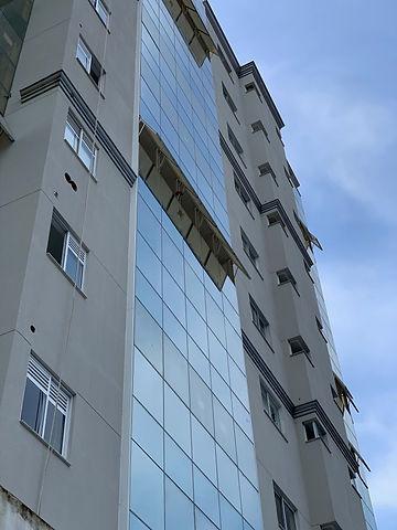 Residencial Eduardo Pamplona - Lateral -