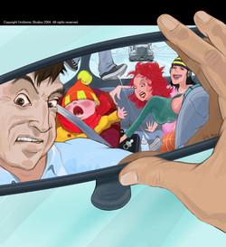 the driver magazine