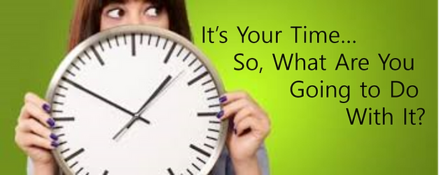 It's Your Time! 5 Steps to Move from Dreaming to Action  | IDG